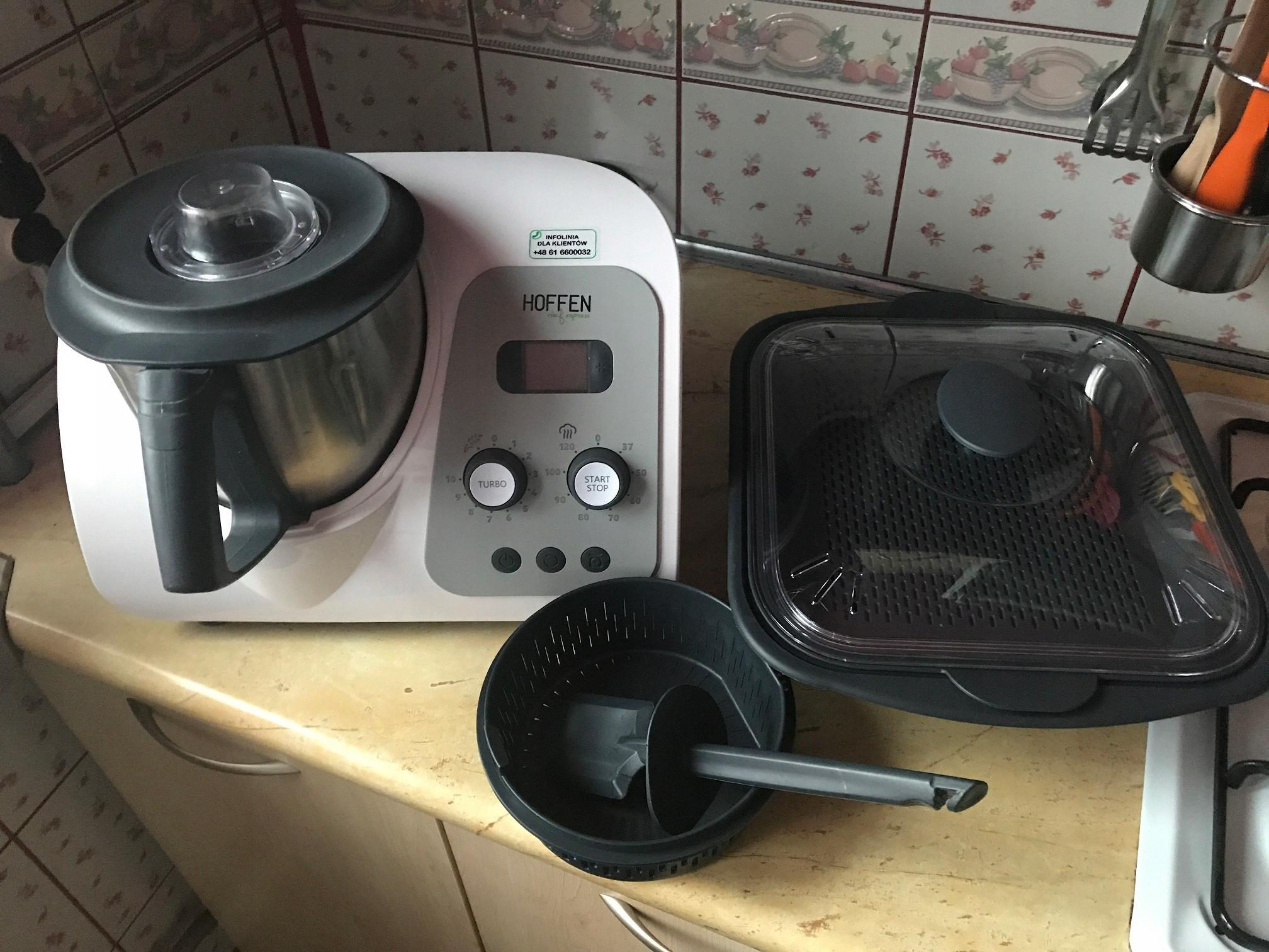 Robot wielofunkcyjny Hoffen Chef Express