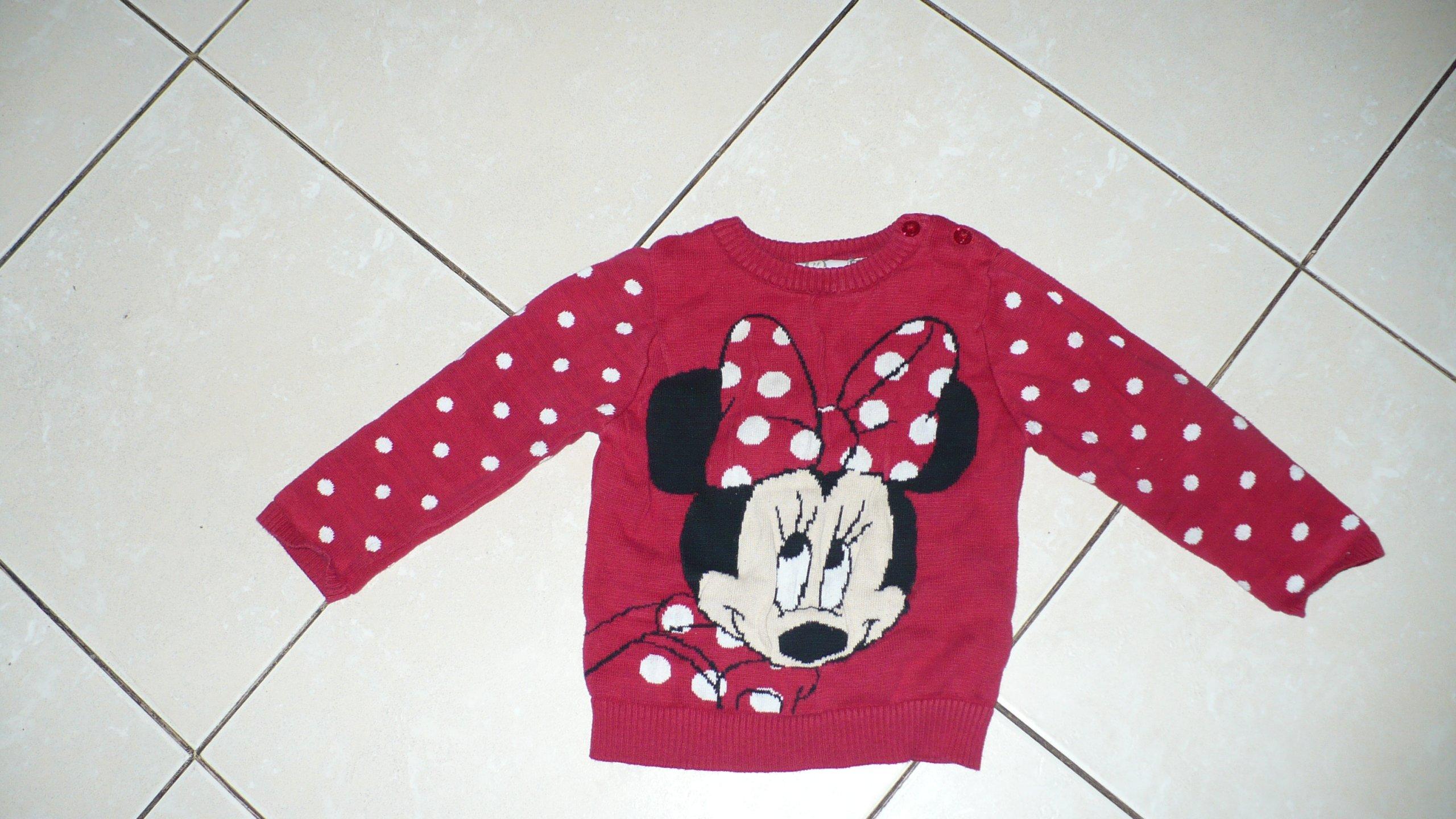 Sweterek 18-24 mies 92 cm