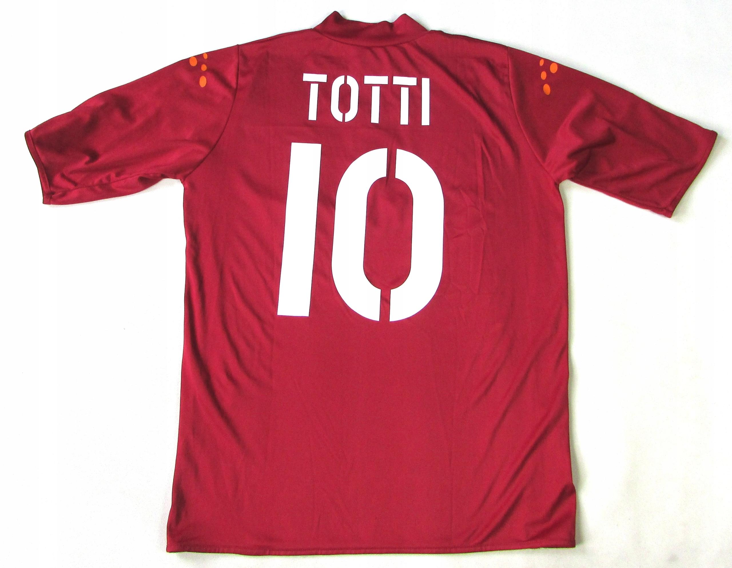 AS ROMA__Oficjalna_FRANCESCO TOTTI__2003/04_IDEAŁ