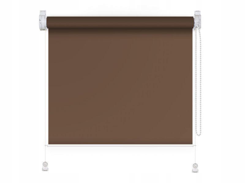 Roleta Mini Bezinwazyjna Dużo Kolorów 139x220 cm