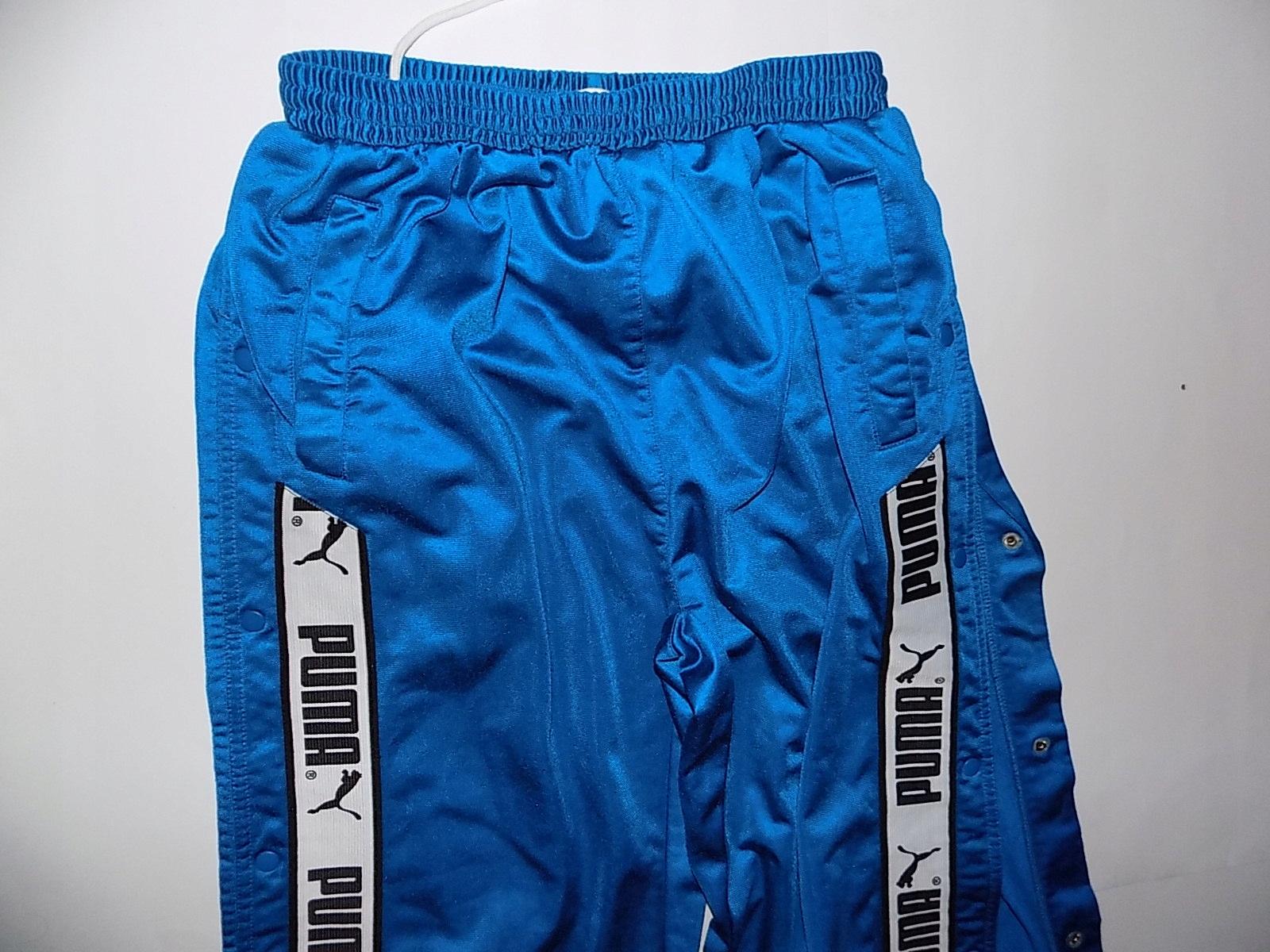 Puma spodnie męskie W34L32 dresowe L vintage