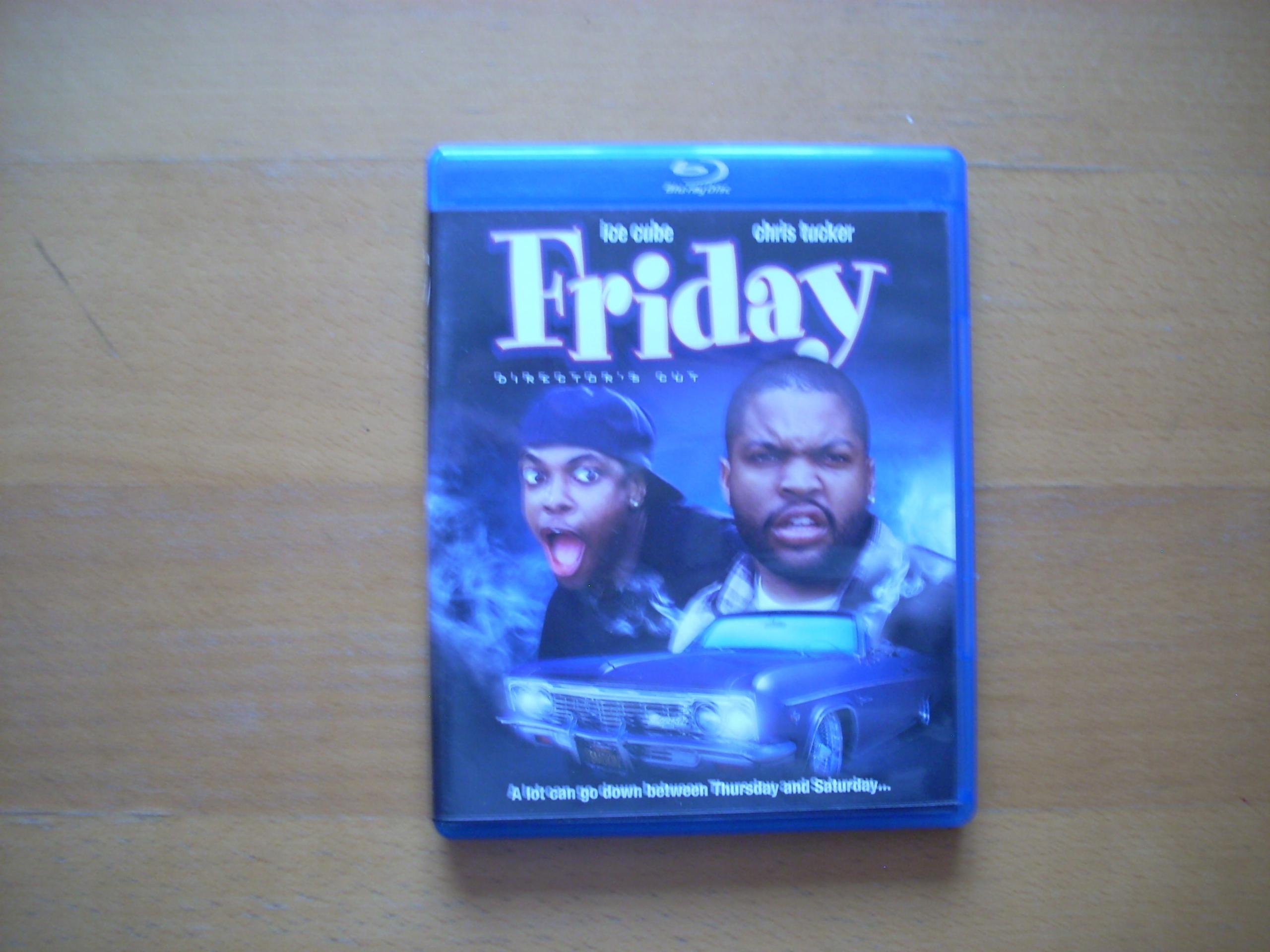 Friday, Piątek Blu-ray.