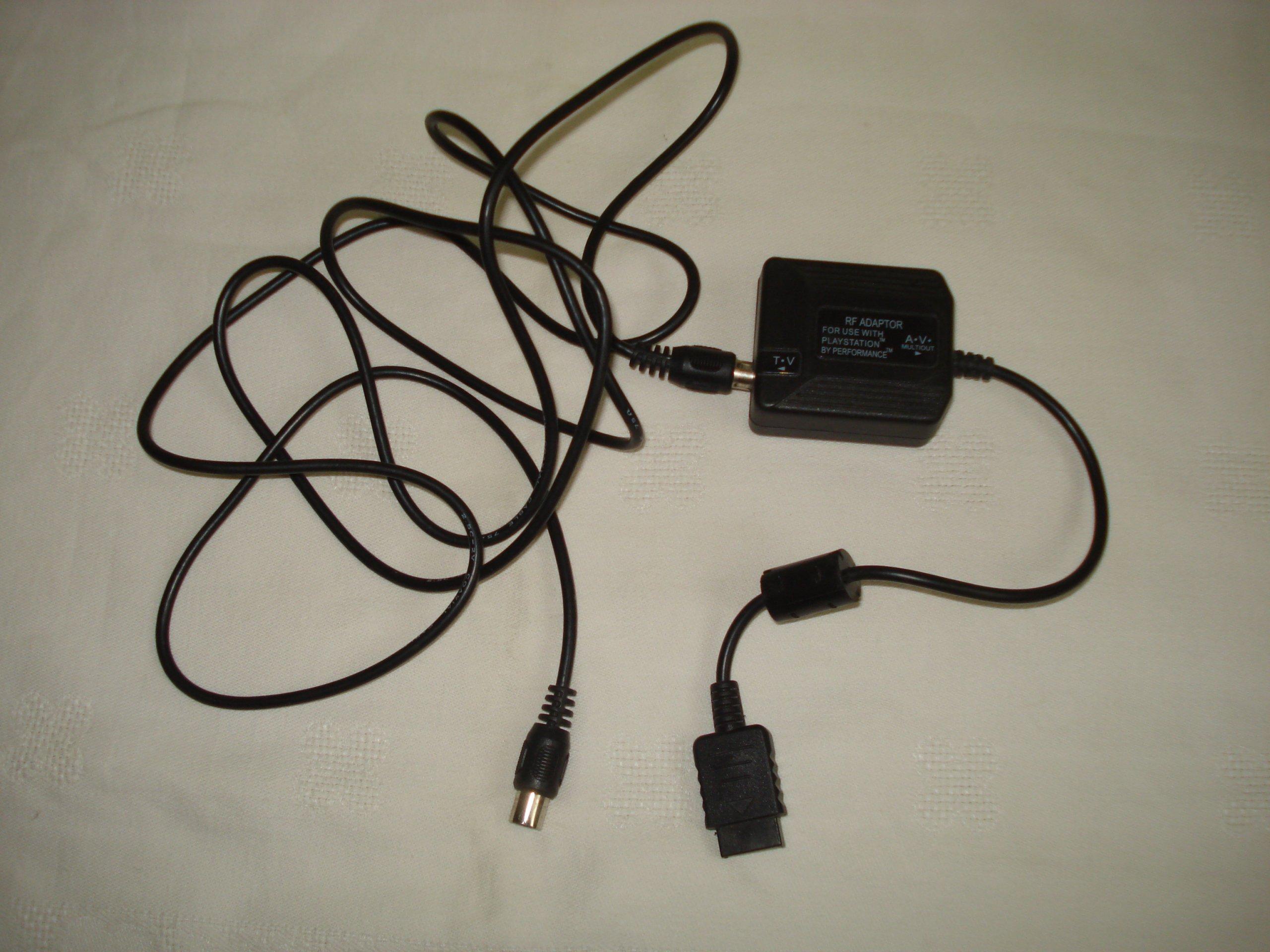 Kabel AV PS2 PSX analogowy