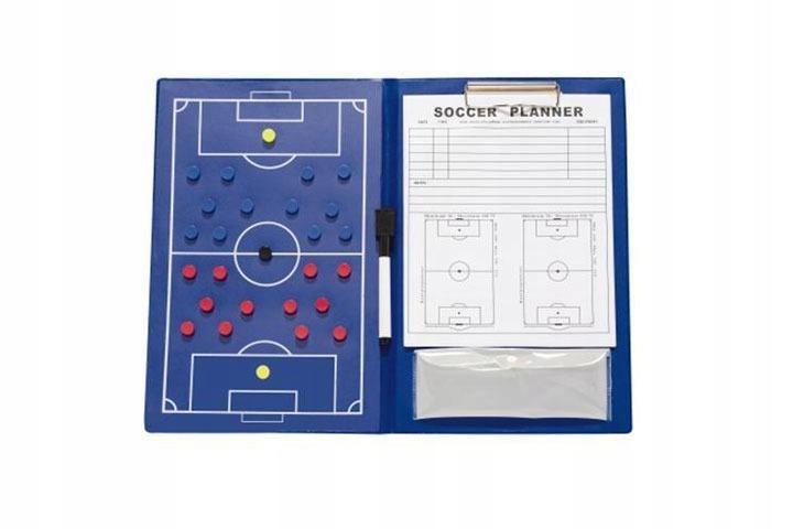 Tablica taktyczna piłka nożna Rucanor 36 x 23