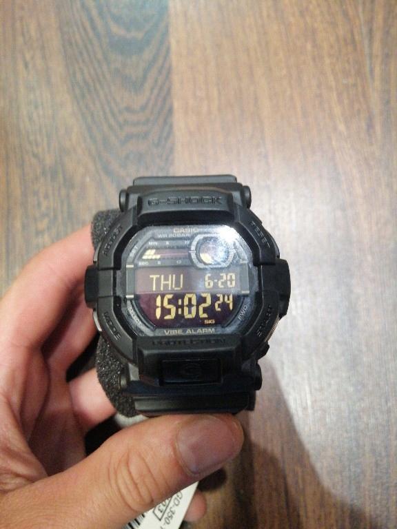 Casio G-Shock GD-350 1BDR
