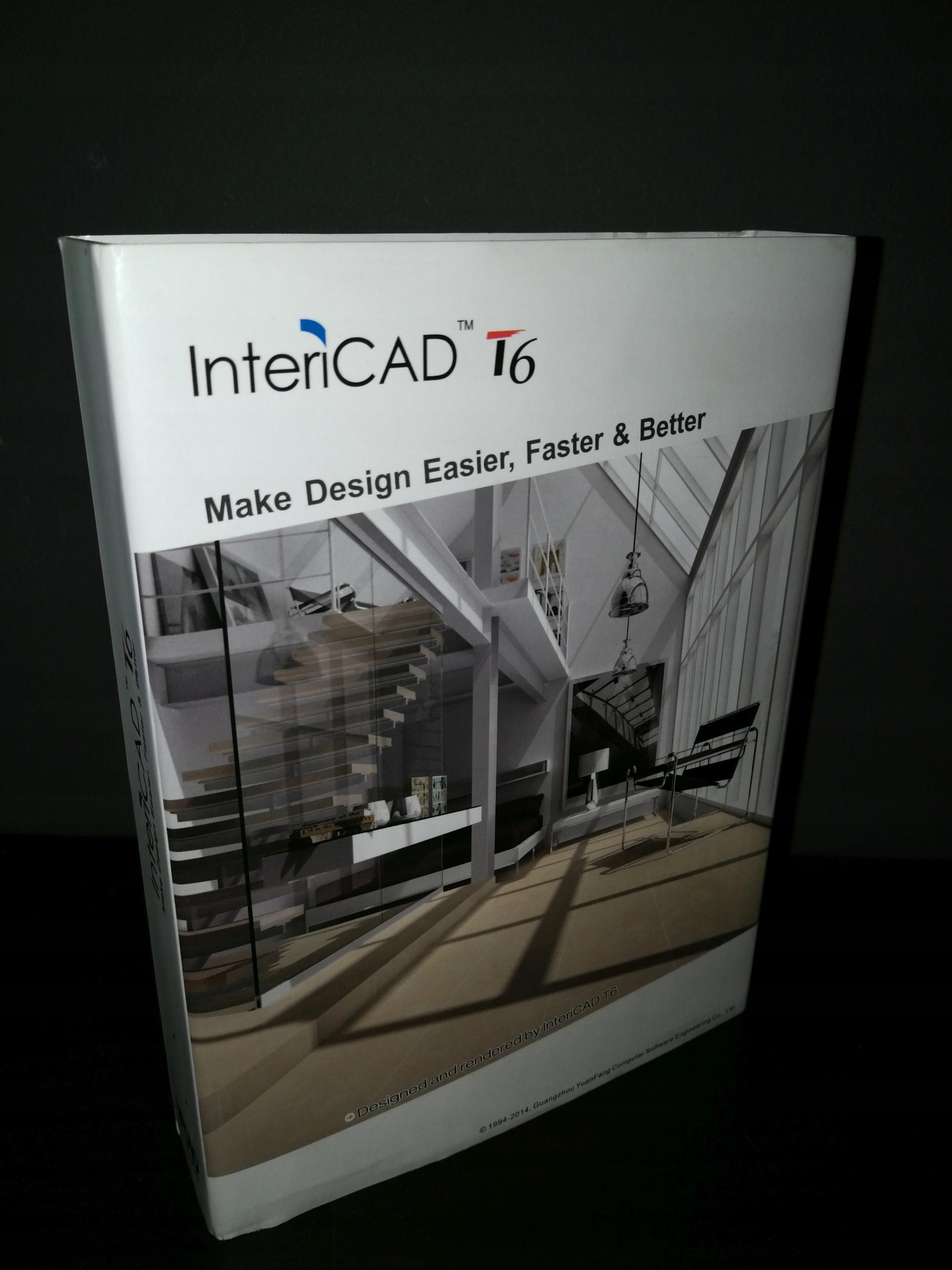 Intericad T6 Program Do Projektowania Wnętrz 7715850772