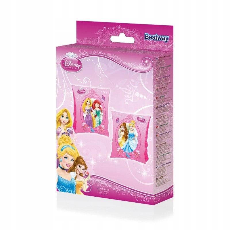 Rękawki do nauki pływania Disney Princess