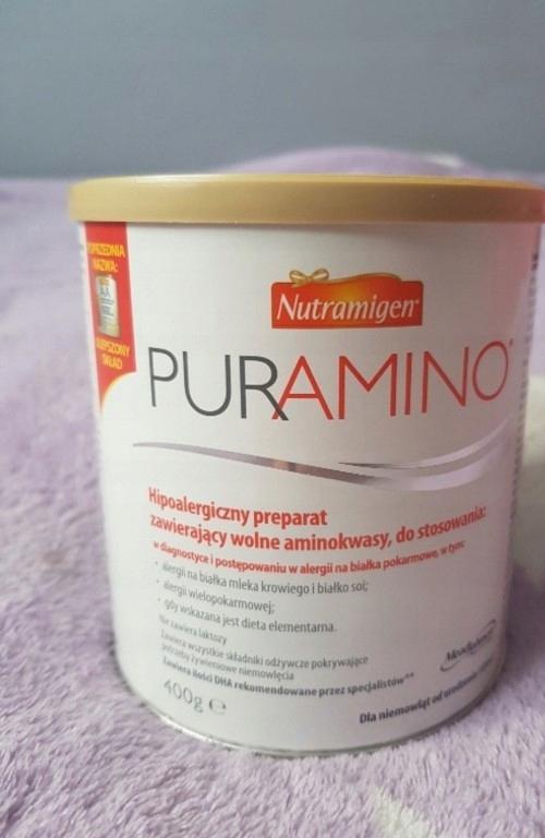 Mleko Puramino Nutramigen