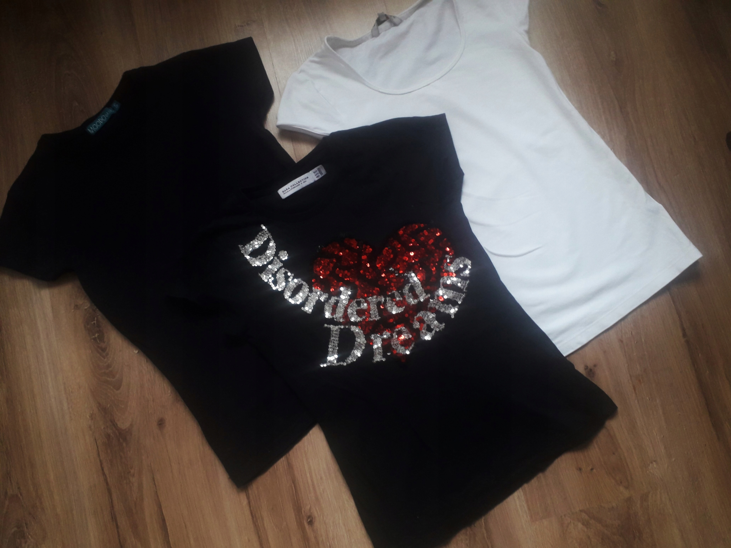ZESTAW 10 szt. bluzeczki ZARA H&M ORSAY 36 S
