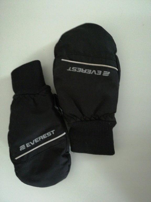 Everest rękawiczki narciarskie Roz 6-8lat