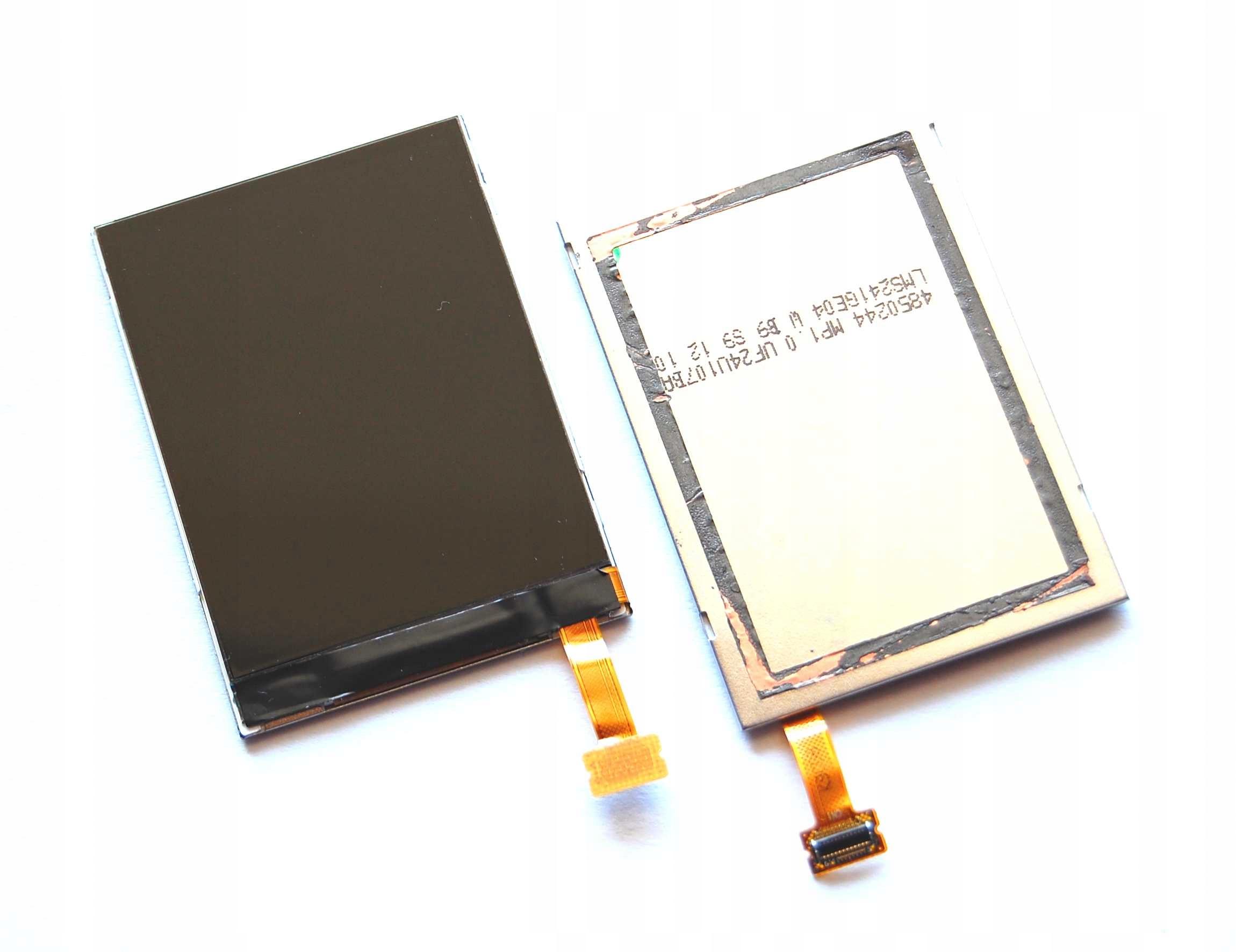 ORYG WYŚWIETLACZ LCD NOKIA E52 E66 E75 N82 6210