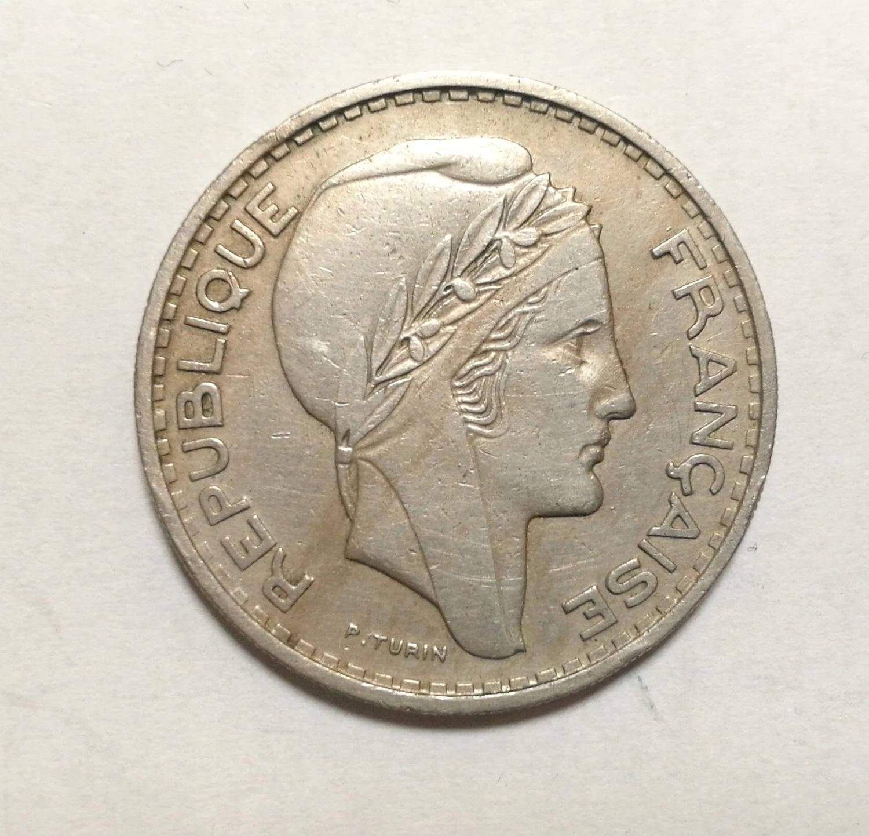 Algieria 100 Franków 1952