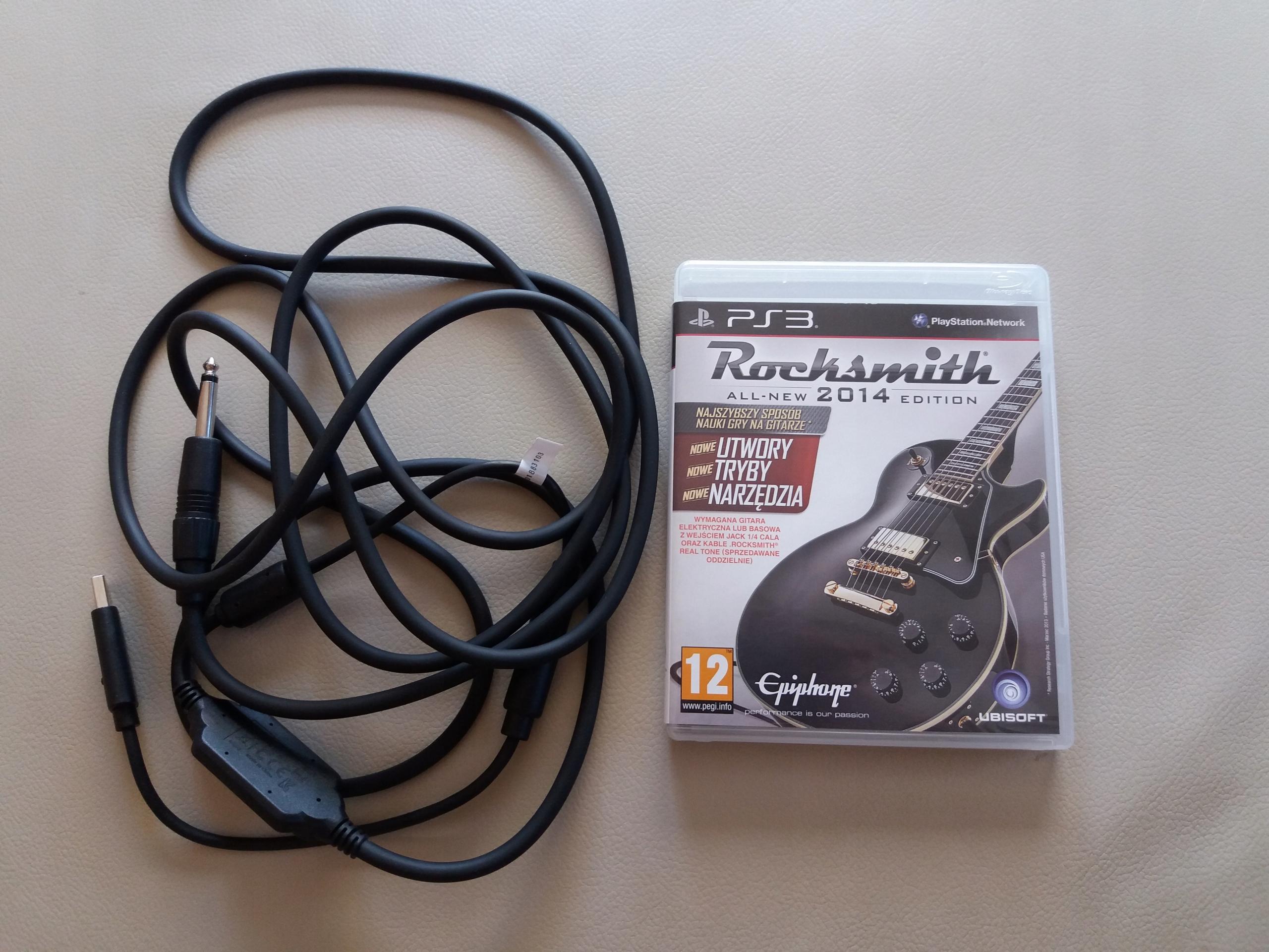 kabel do gitary