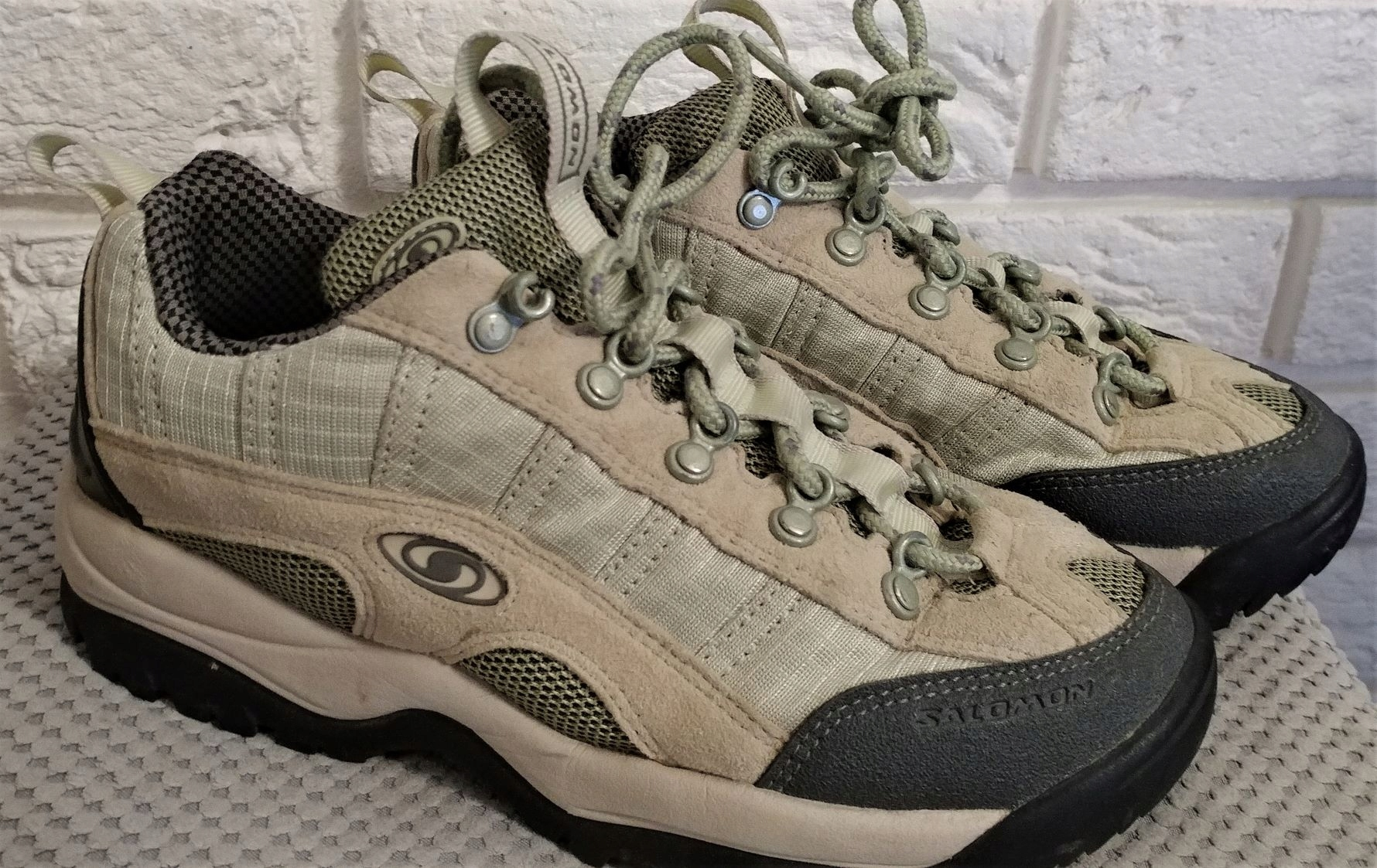 SALOMON buty sportowe trekkingowe 37 2/3