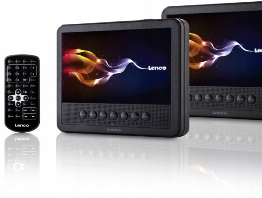 Odtwarzacz DVD przenośny 7'' Lenco MES-212