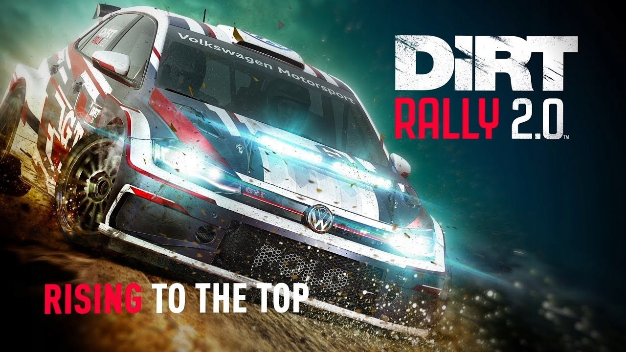 Dirt Rally 2.0 PL - KLUCZ Steam