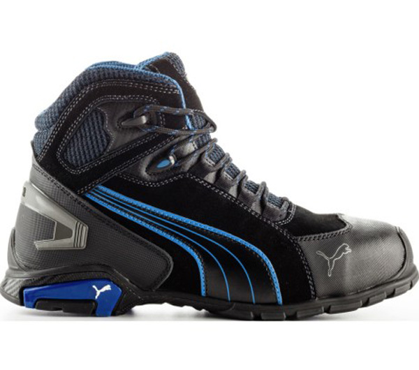 BUTY ROBOCZE BHP PUMA RIO MID SAFETY TRAINERS r.45