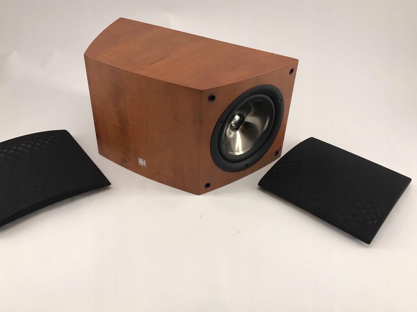KEF iQ8ds - 2-drożne głośniki surround KEF iQ8DS