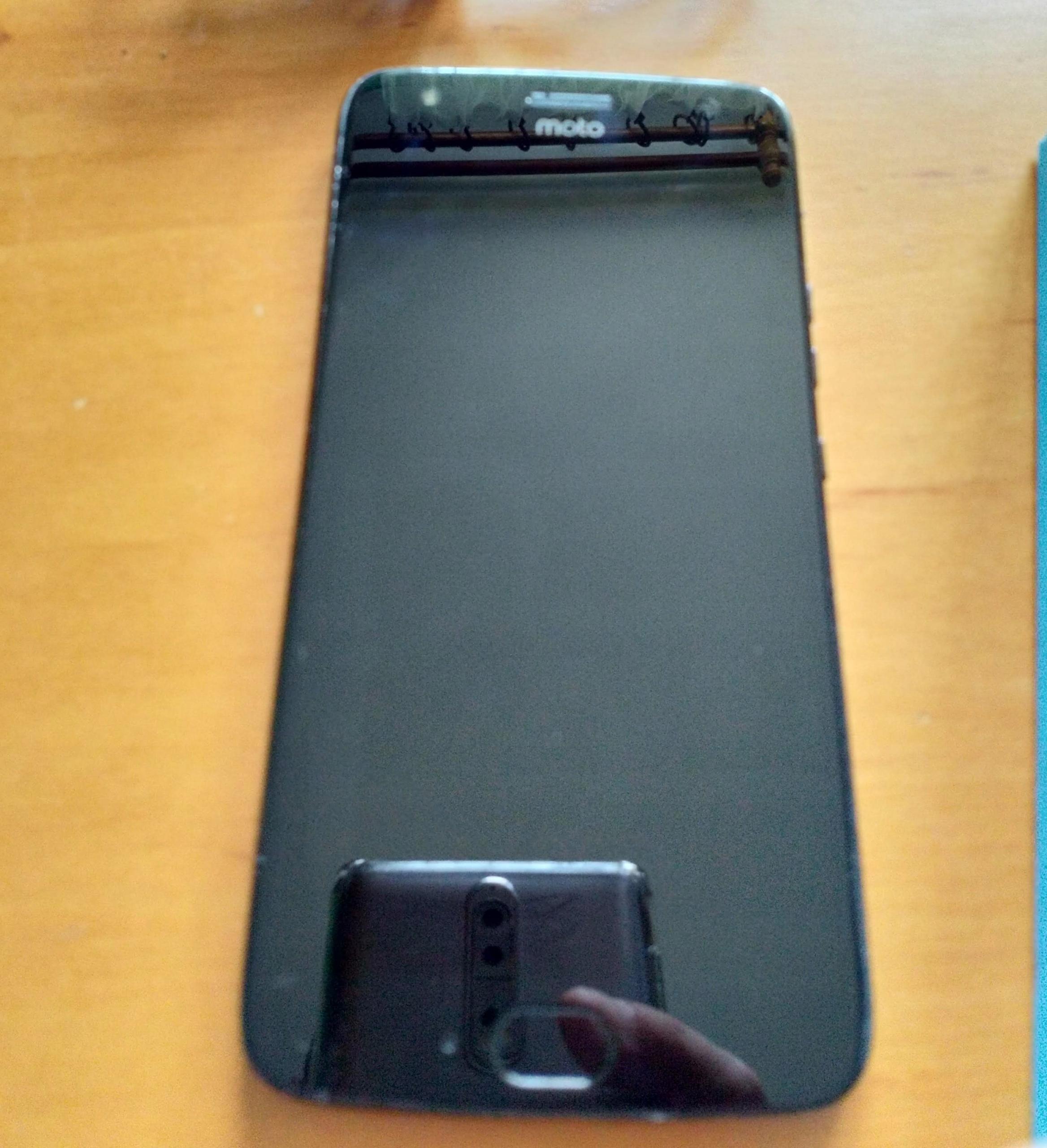 Moto x4 wyświetlacz, płyta główna, bateria
