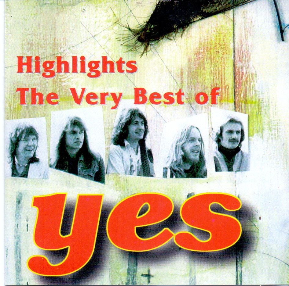 HIGHLIGHTS THE VERY BEST OF YES CD