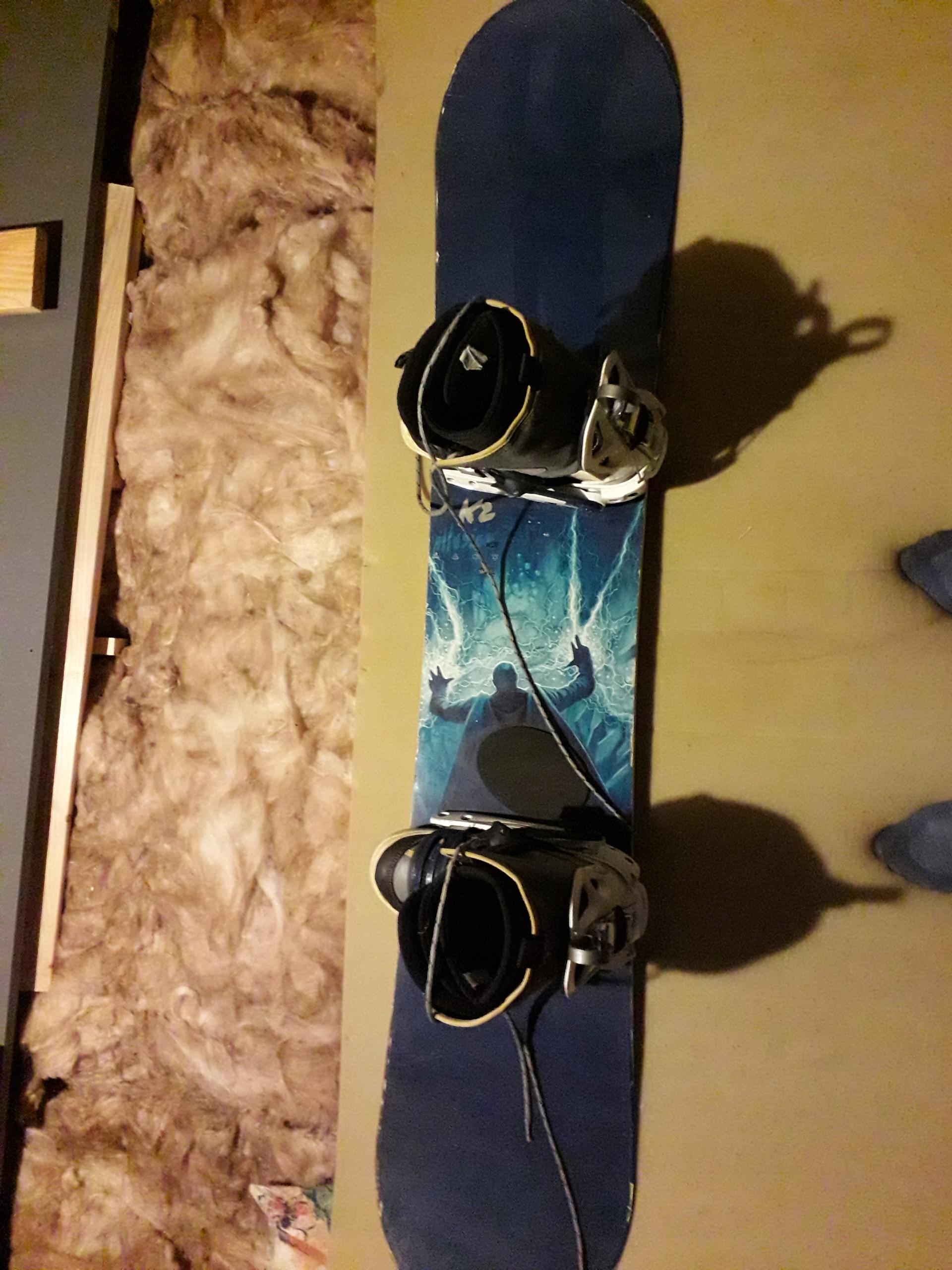 Deska Snowboardowa K2 Magic Stan BDB