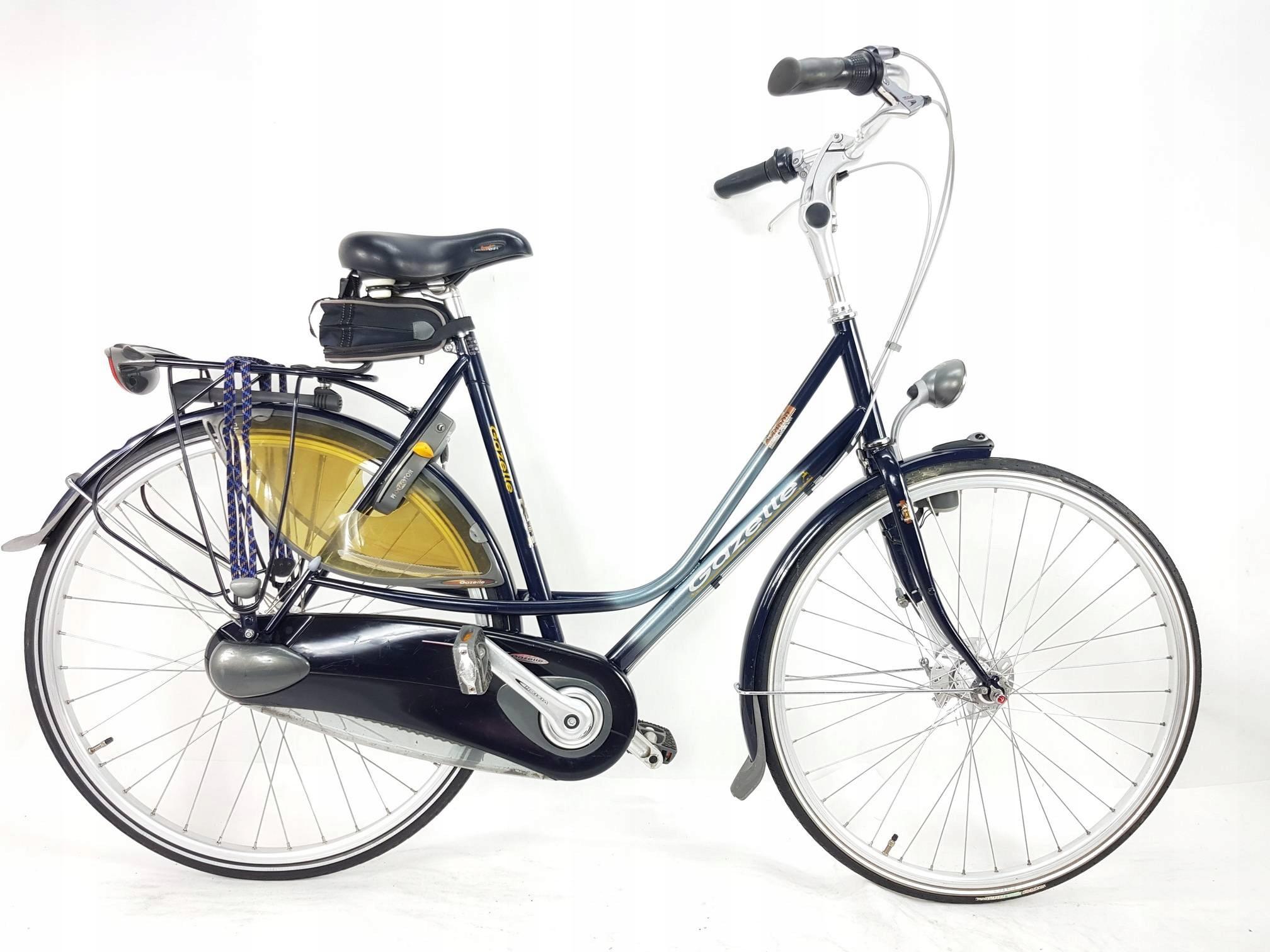 Gazelle Avignon 28'' rower holenderski, Nexus 7