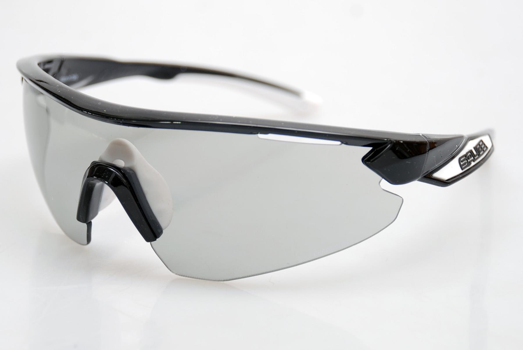 Okulary rowerowe SALICE 838 CRX, czarne SALICE | Sport