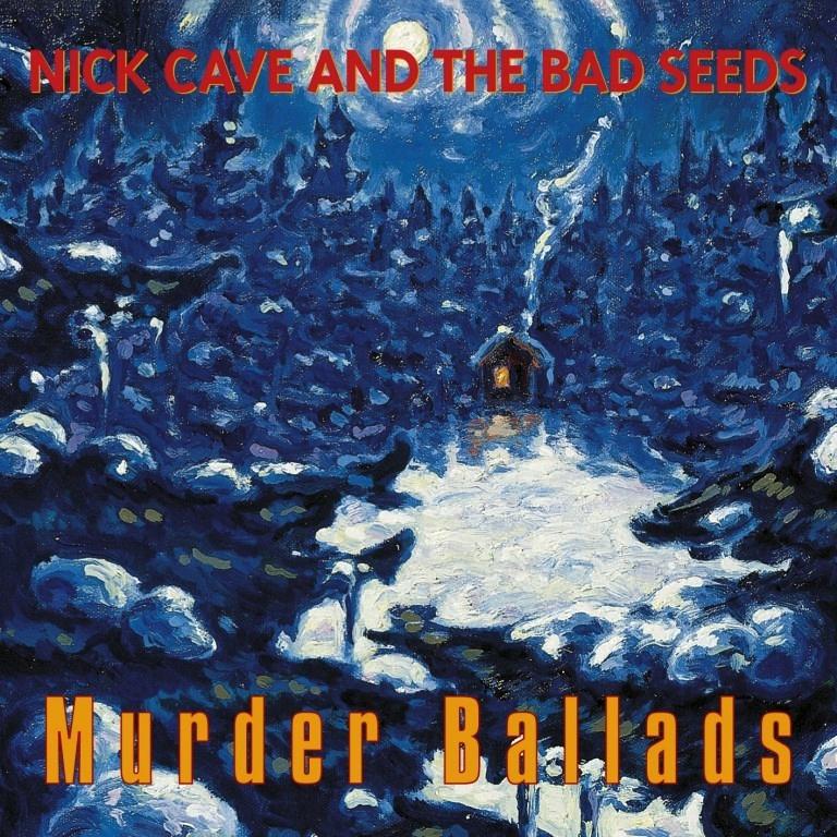 CAVE NICK Murder Ballads CD+DVD REMASTER Folia 24h