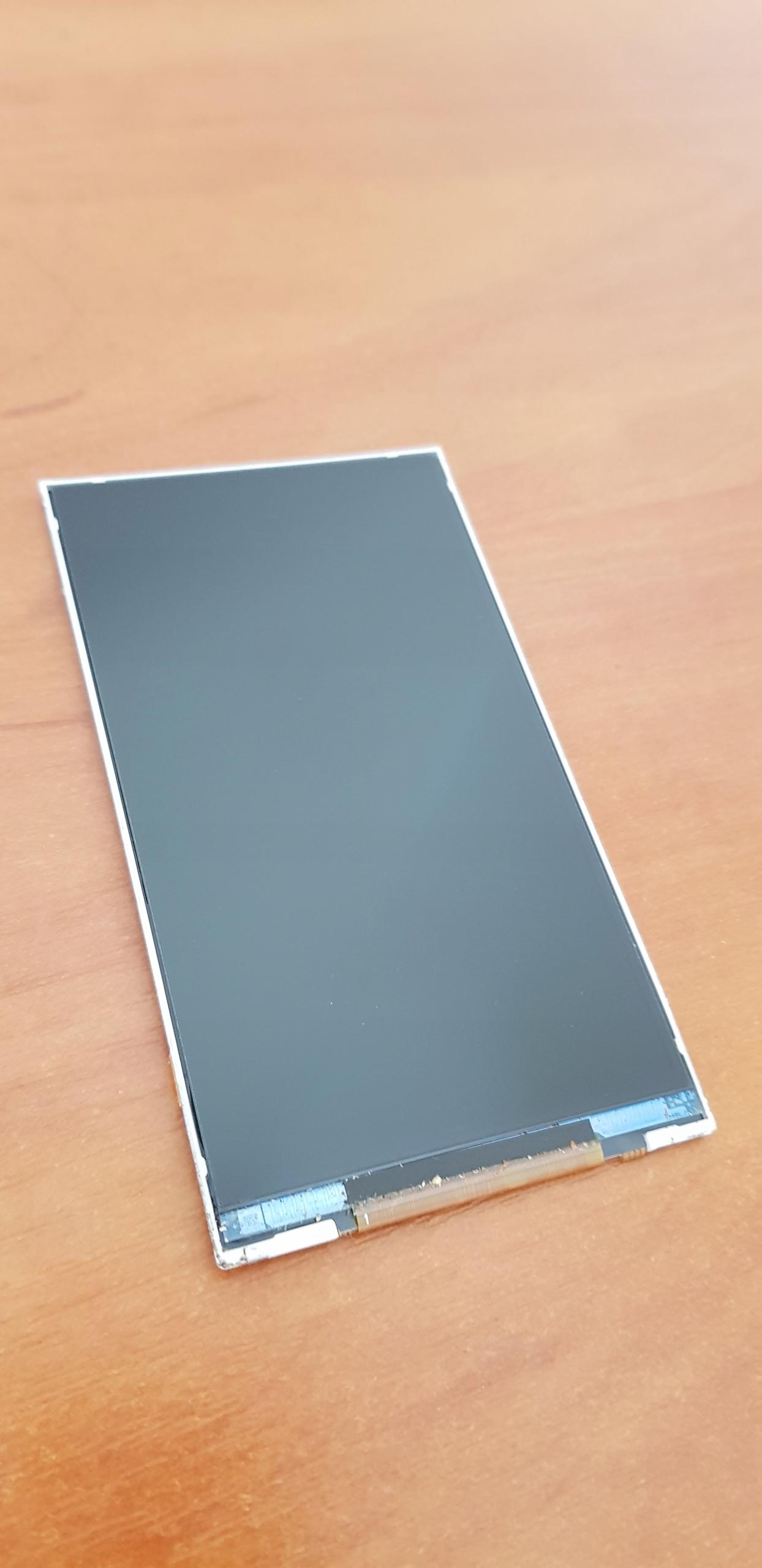 Wyświetlacz LCD LG K4 K120E