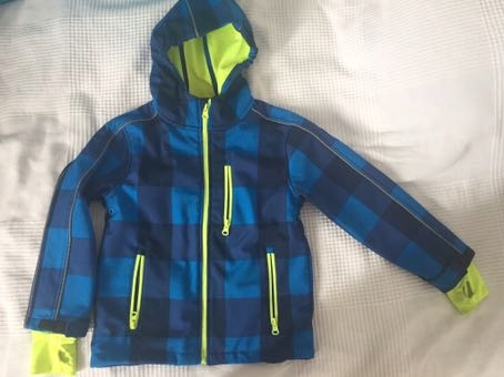 Kurtka Softshell Coolclub 116