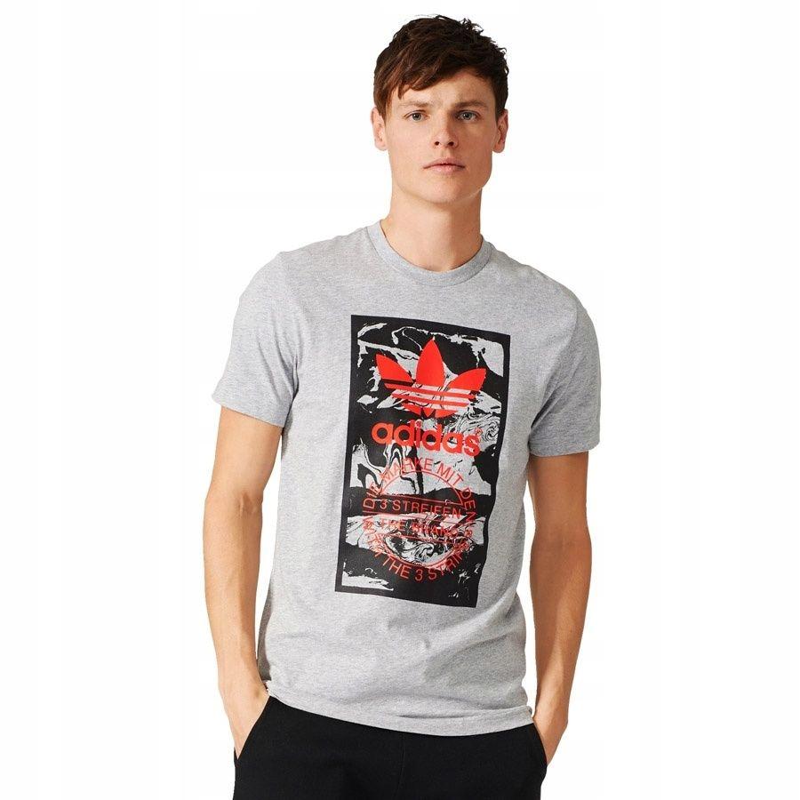 Koszulka adidas Originals TONGUE LABEL BS3304 L sz