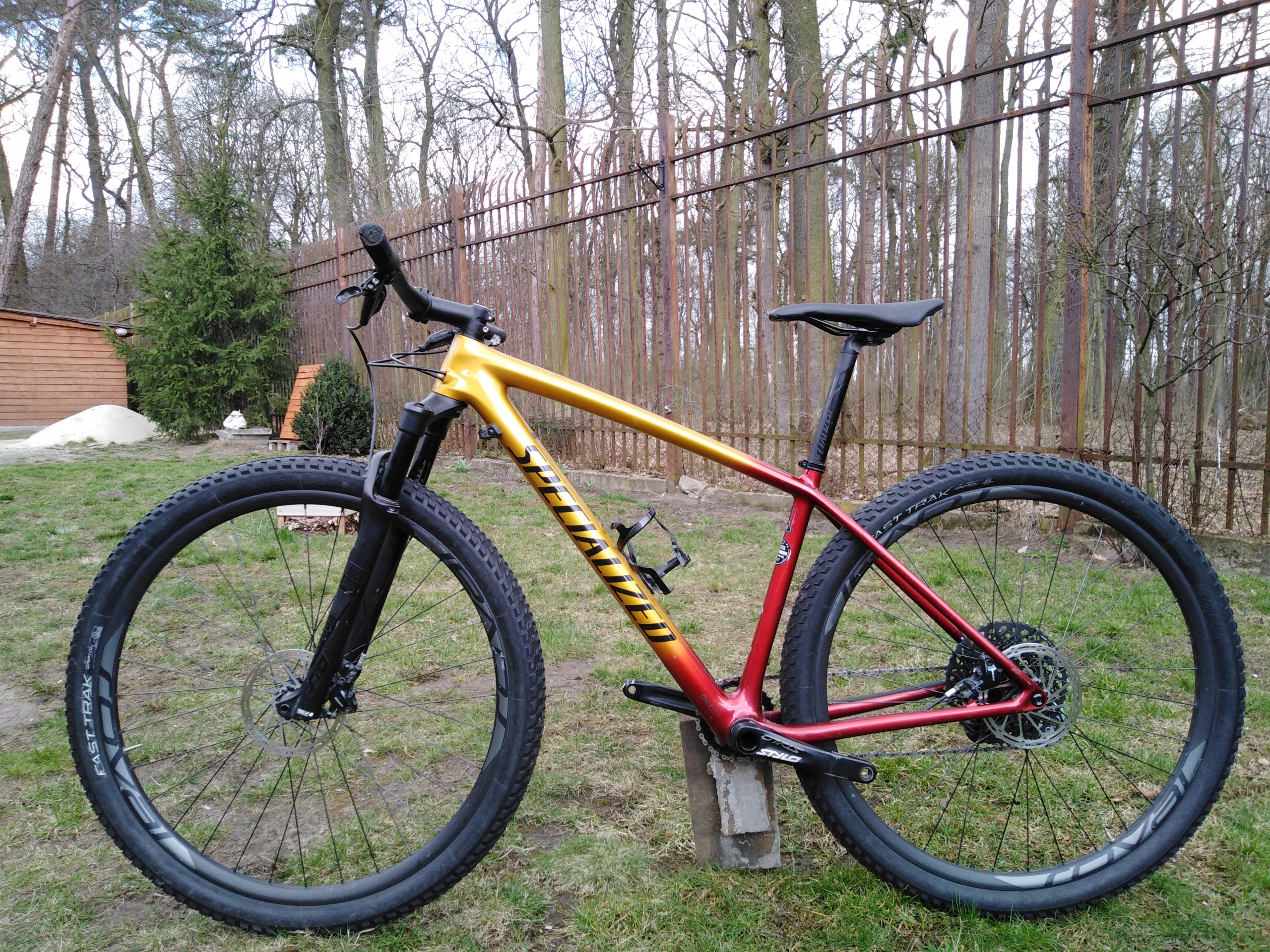 Specialized EPIC HT EXPERT 2019 r. M