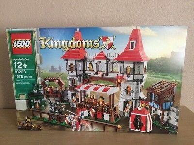 LEGO 10223 NOWY UNIKAT KARTON IDEAŁ super cenaaa