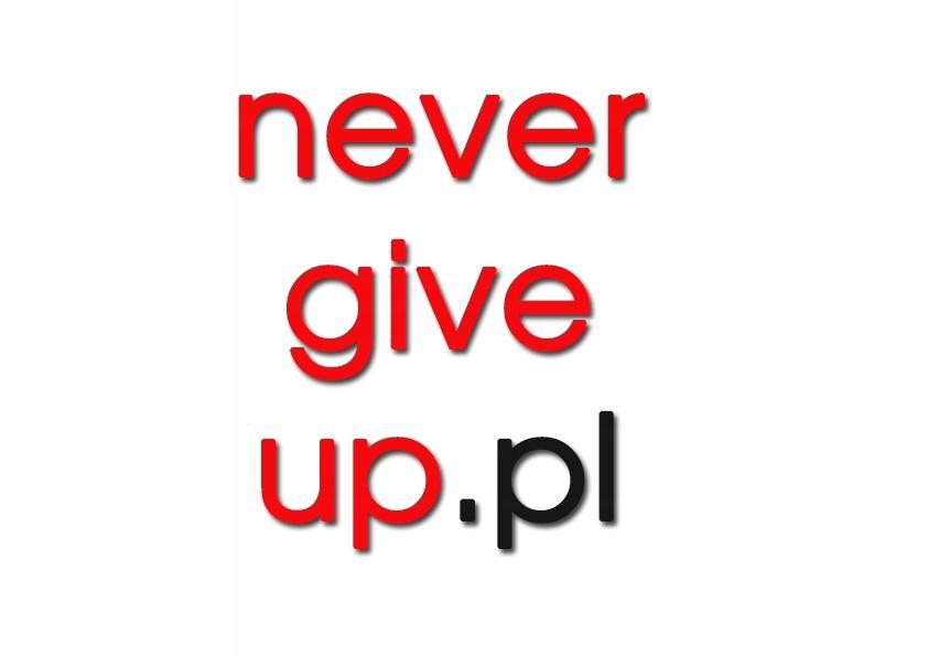 NEVERGIVEUP.pl - dobra dla anny lewandowskiej