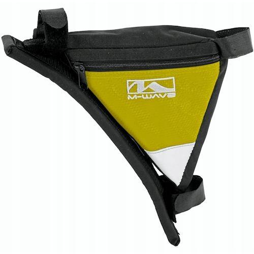 Torba rowerowa M-Wave żółta