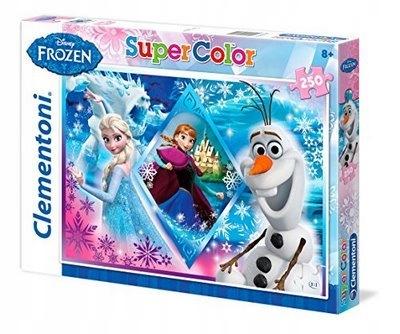 Frozen Puzzle (250 Pieces)