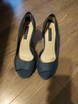 Nowe buty na koturnie