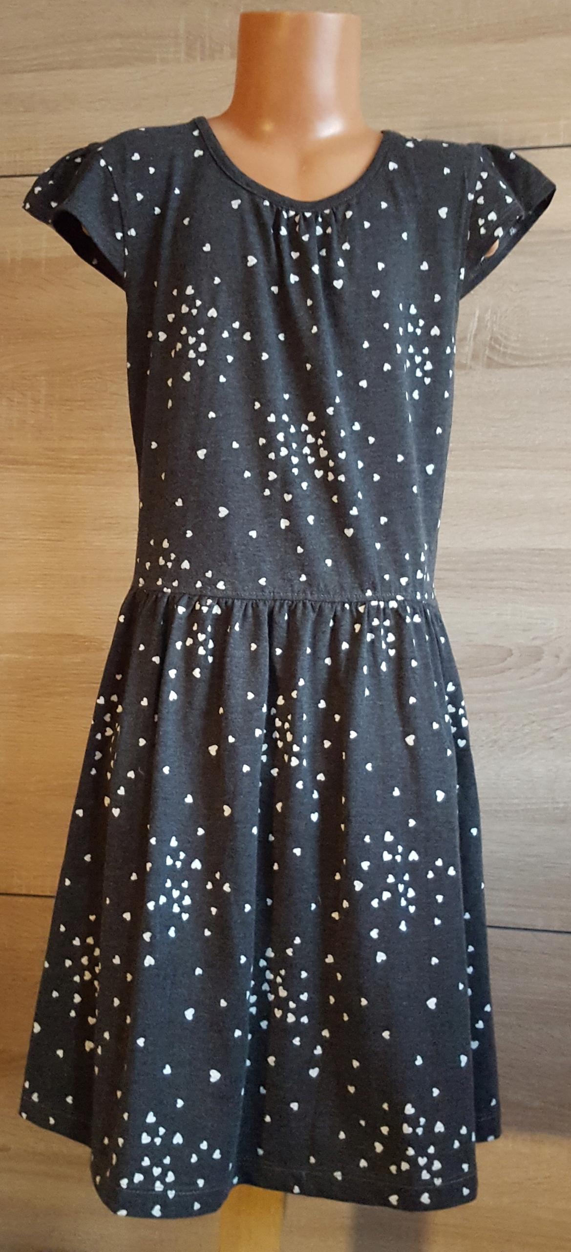 Sukienka dziewczęca WOW na 11/12 lat 146/152 cm.