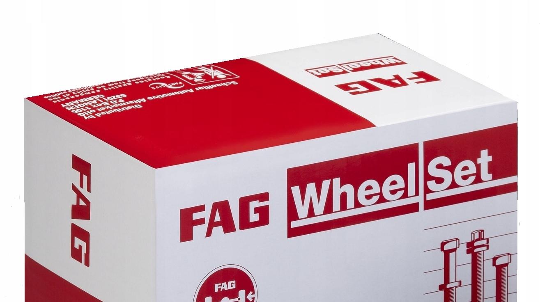 Zestaw Łożyska koła FAG Przód VW Amarok 10>