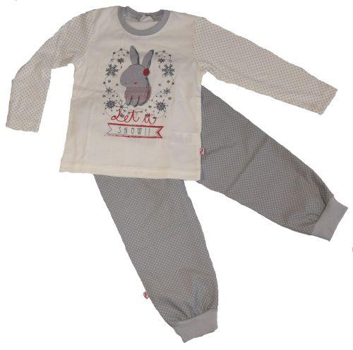 Piżama świąteczna 116/122 WYPRZEDAŻ