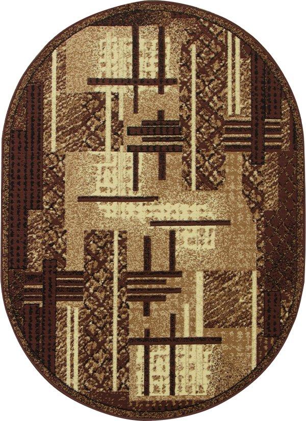 Tanie Dywany Owalne Gold Bcf 200x300 Cm Mix Wzorów