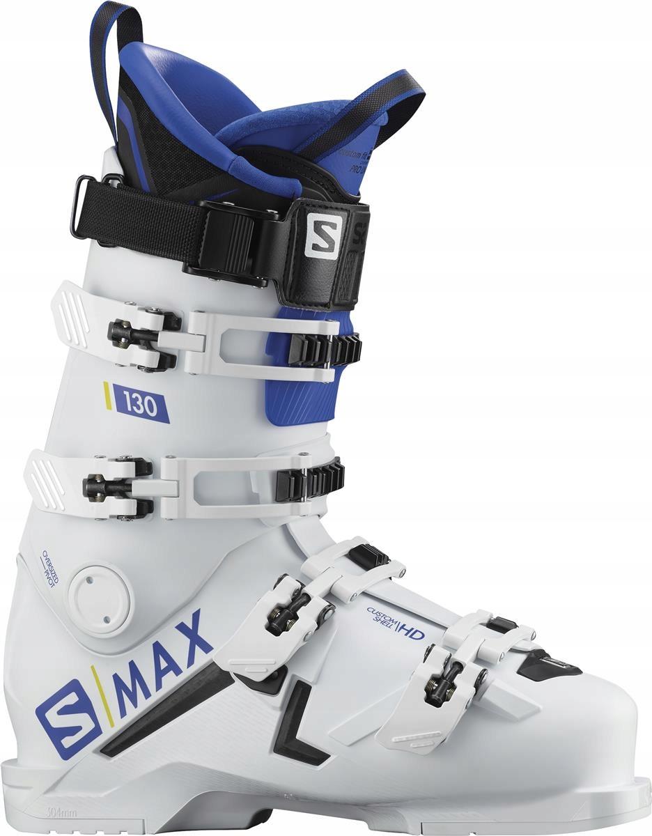 Buty narciarskie Salomon S Max 130 Biały 27/27.5 N