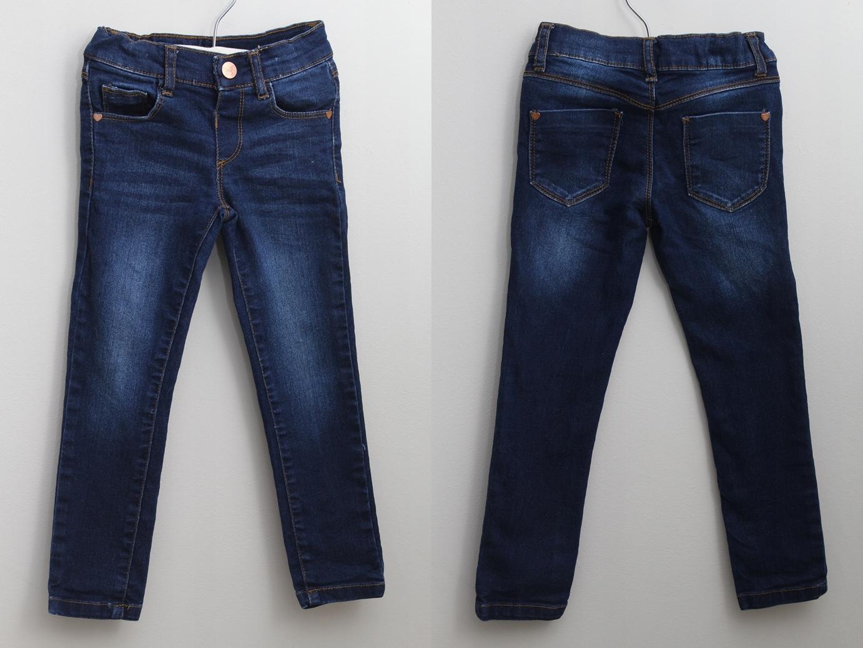 Jeansowe spodenki MOTHERCARE, 110cm