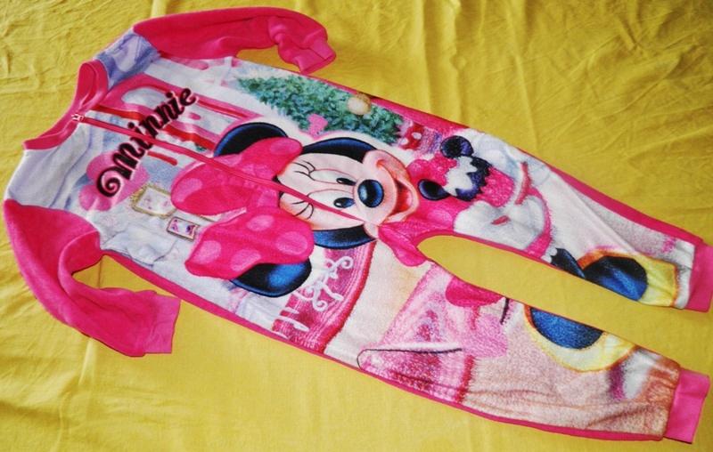 Kombinezon piżama MINNIE Disney 86-92