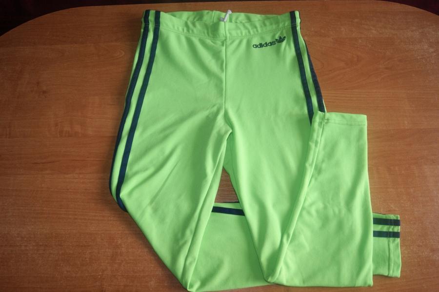 Leginsy sportowe firmy Adidas