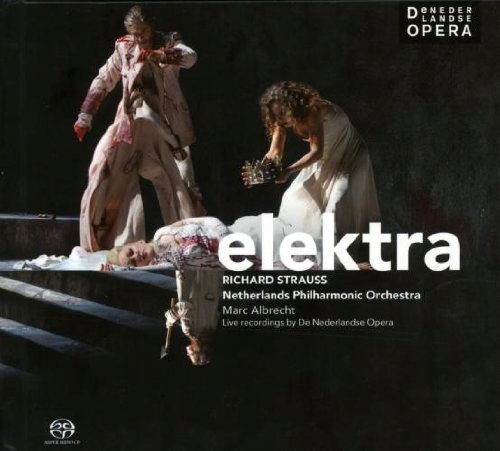 CD Strauss, R. - Elektra Albrecht/Schuster/Herlitz