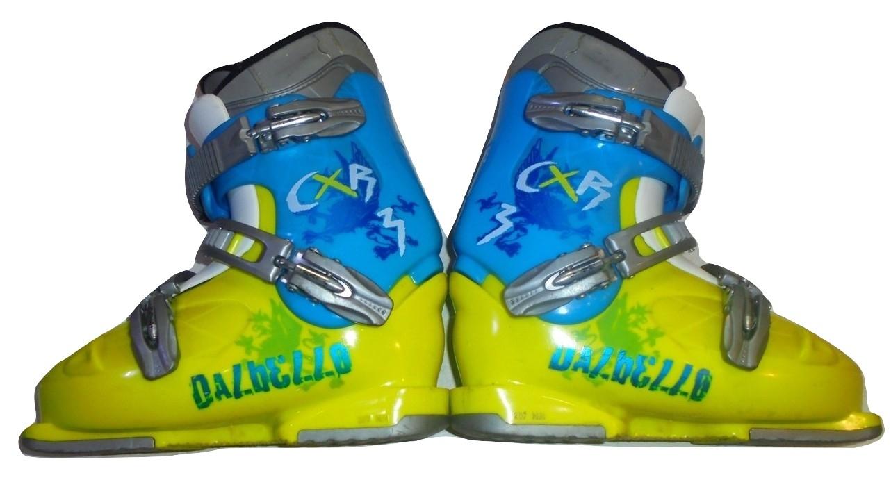 Buty narciarskie DALBELLO CX R3 roz. 23,5 (37)