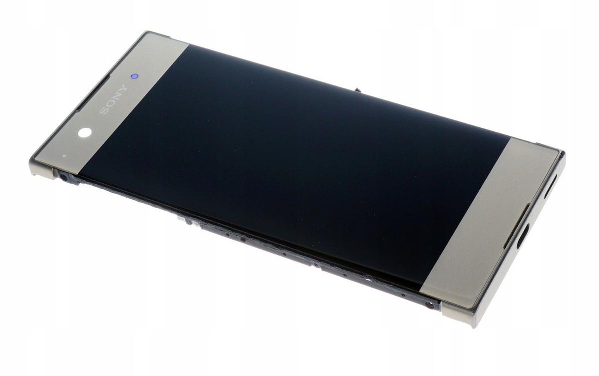 Sony Xperia XA1 F3121 dotyk wyświetlacz ORYG 23%