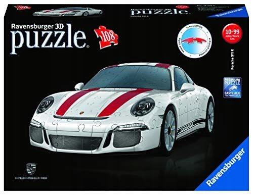 Ravensburger Puzzle 12528 Porsche 911 R 3D puzzle