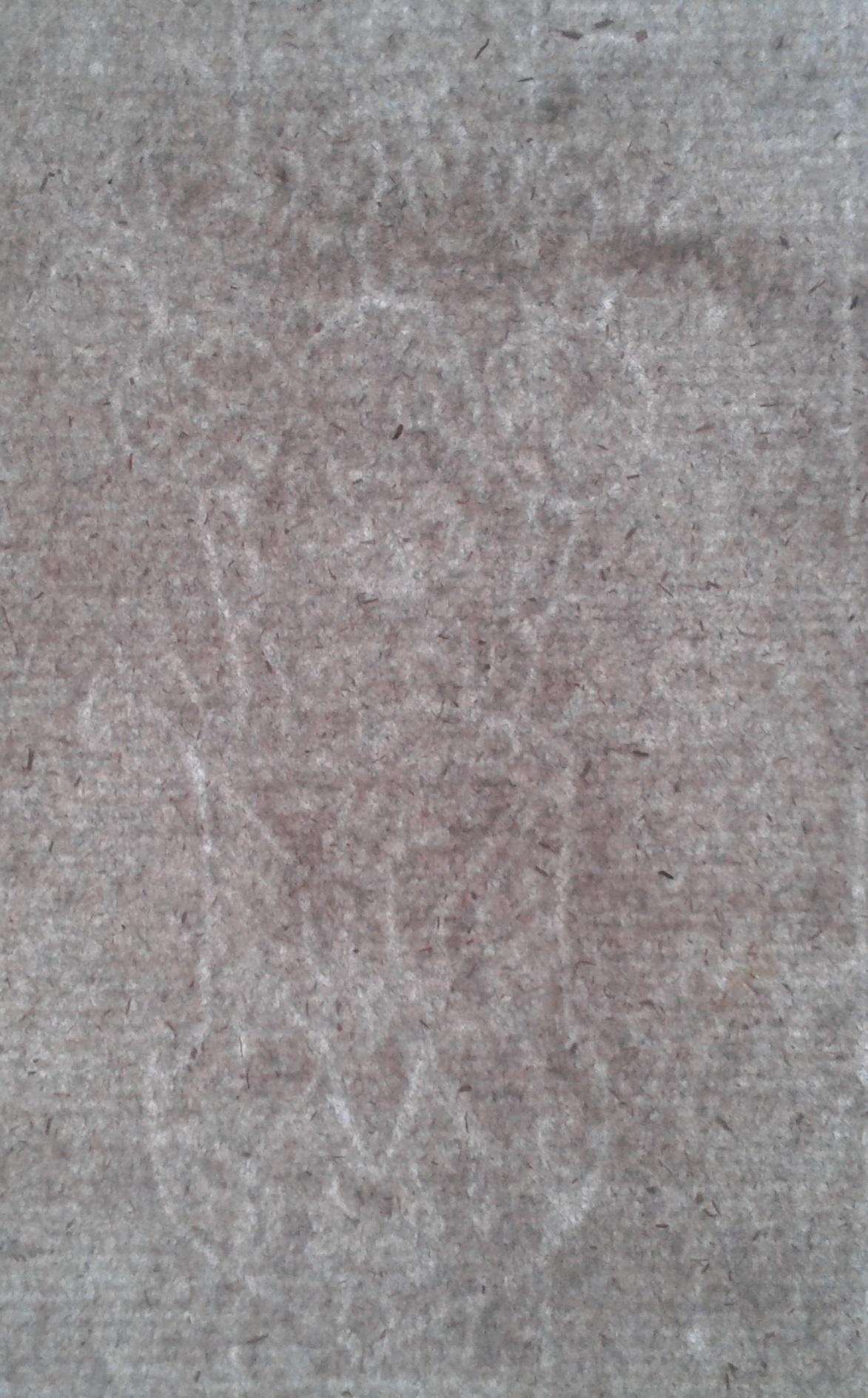 Stary Papier czerpany XIX Herb Orzeł Filigran 134.